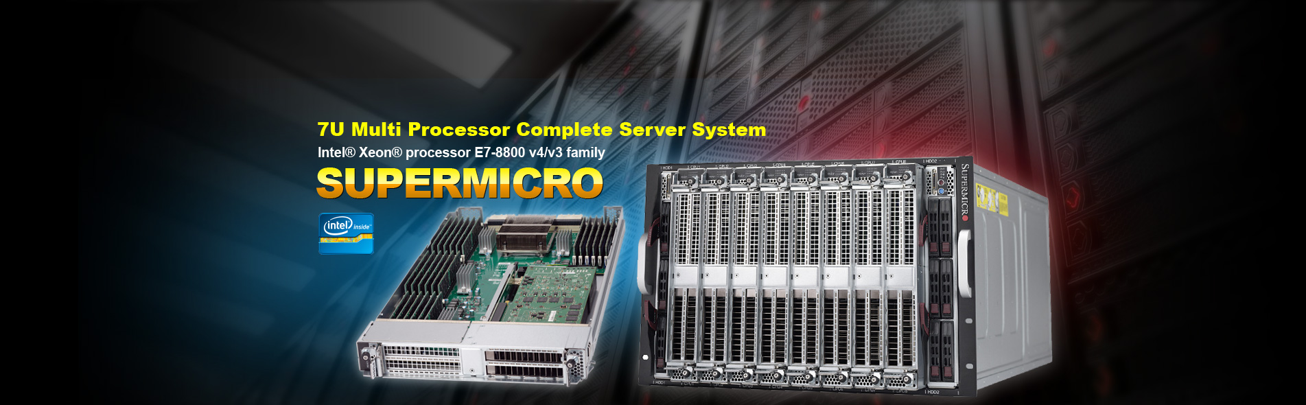 Supermicro Servers, Data Storage & Solutions - Superxpert
